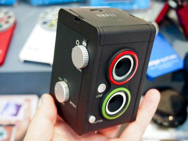 Bonzart Ampel - не игрушка, а полноценная цифровая фотокамера