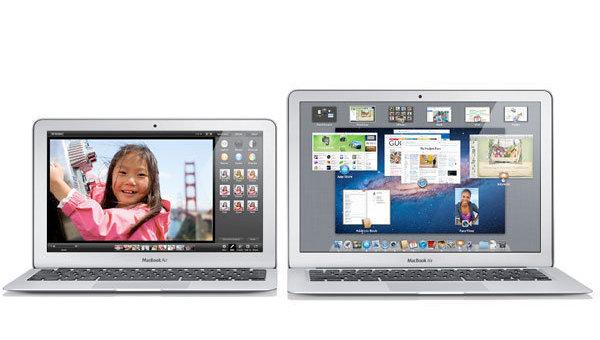 Обновленный Apple MacBook Air
