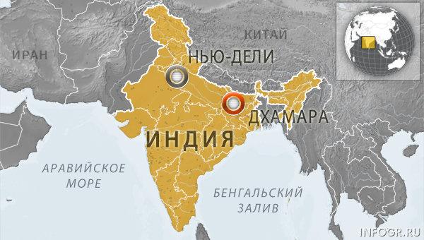 Дхамара, Индия