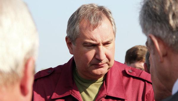 Дмитрий Рогозин на совещании по космодрому Восточный