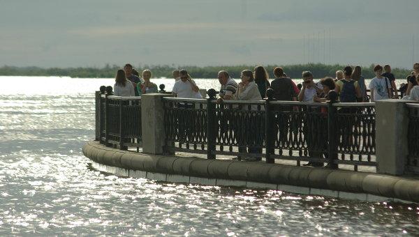 Венеции мы не увидим: хабаровчане не боятся паводка