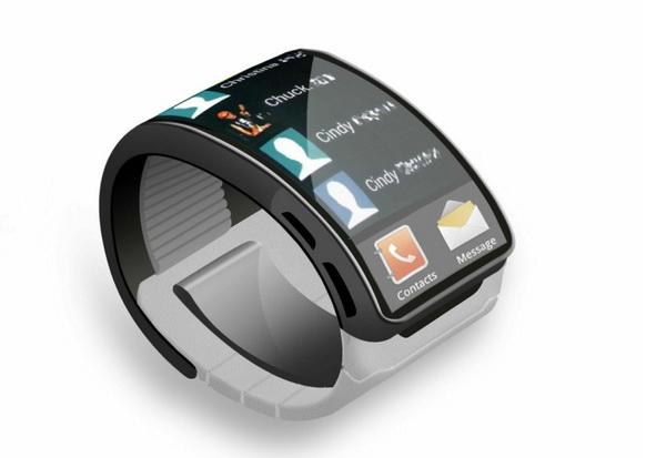 Часы и смартфон в одном флаконе: Samsung Galaxy Gear