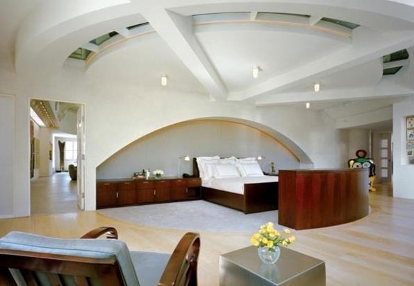 Одна из четырёх спален