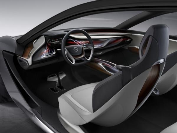 Концепт-кар Monza от Vauxhall