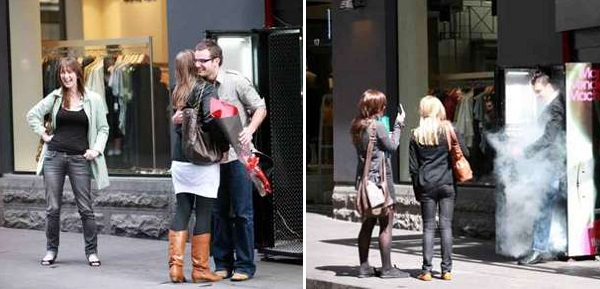Boyfriend Vending Machines - романтичный торговый автомат в Окленде
