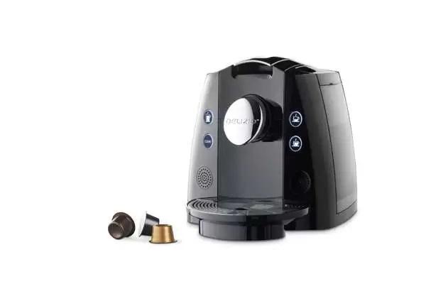 Jukebox от Delizio - концептуальный аудиомагнитофон-кофемашина