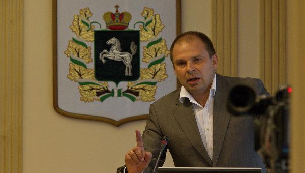Депутат Законодательной думы Владимир Казаков