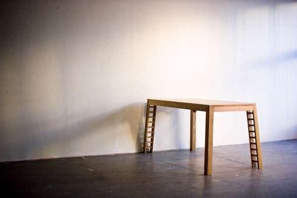 Лестничный стол Ladder Desk от Mars Design