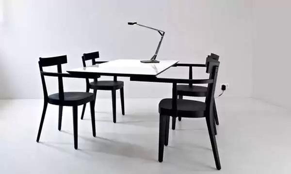 Безногий стол Floating Table от Established & Sons и Ingo Maurer