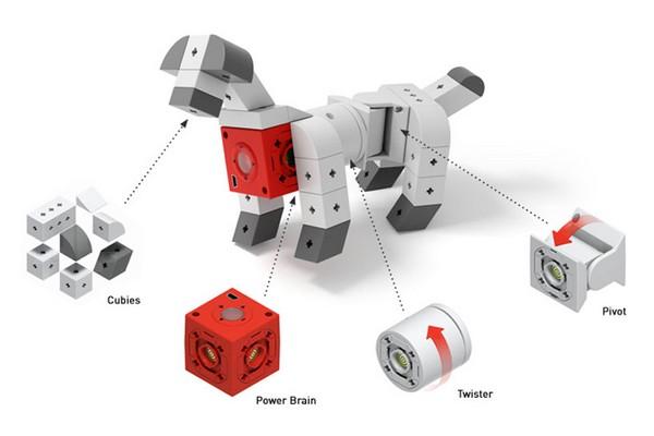 Kinematics – робот-конструктор для юных техников