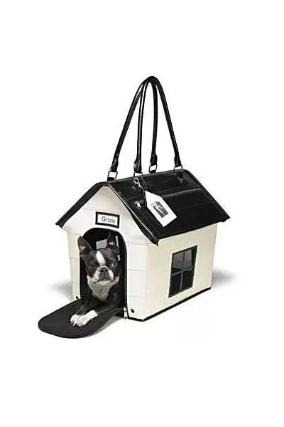 Nostalgic Pet Carrier - будка и переноска для маленьких собак от Victorian Trading Company