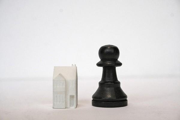 Шахматный набор Skyline Chess, посвященный архитектуре Лондона
