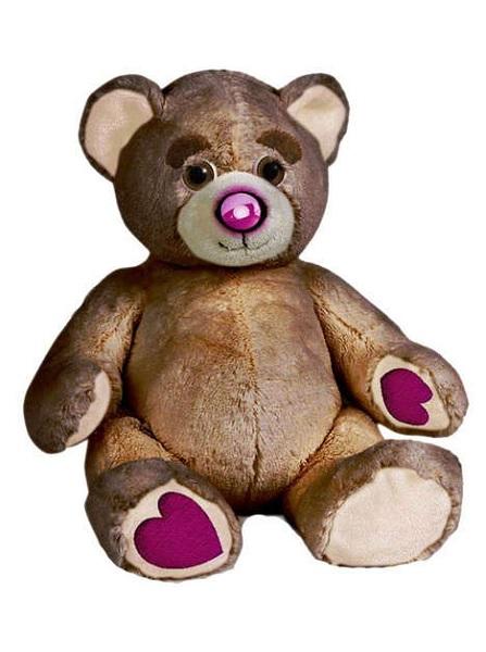 Teddy Sitter - интерактивная игрушка, присматривающая за детьми