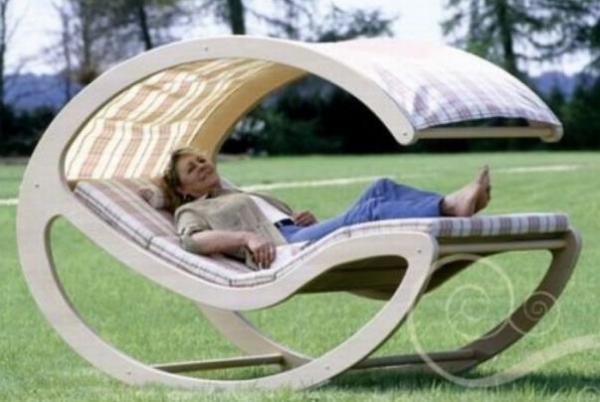 На свежем воздухе невероятно сладко спится