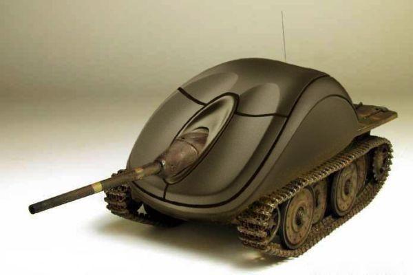 Military Computer Mouse – боевая компьютерная мышь