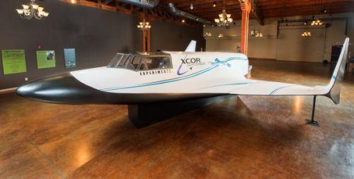 Космический самолет Lynx Mark 1