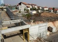 Израильское поселение на оккупированных территориях. Архив