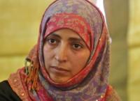 Йеменка Тавакуль Карман. Архив