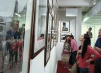 В музее. Архив