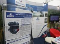 Стенд ОАО Центрсибнефтепровод на выставке Innovus-2013