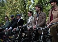 Костюмированный велопробег. Архивное фото