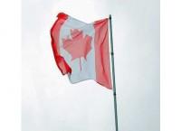 Флаг Канады. Архив