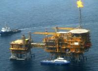 Нефтедобыча в Иране. Архив