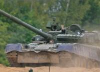 Танк Т-80. Архив