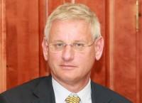 Министр иностранных дел Швеции Карл Бильдт. Архив