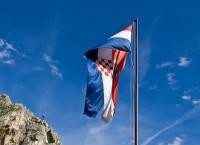 Флаг Хорватии. Архив
