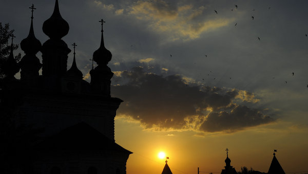 Михайло-Архангельский монастырь, архивная фотография