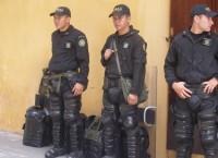 Полиция Колумбии. Архив