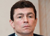 Министр труда и социальной защиты РФ Максим Топилин. Архив