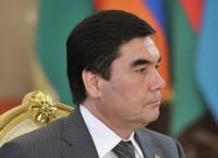 Президент Туркмении Гурбангулы Бердымухамедов, архивное фото