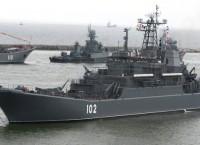 Большой десантный корабль Калининград
