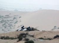Ситуация на Синайском полуострове, Египет. Архив