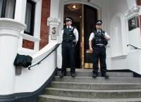 Посольство Эквадора в Лондоне. Архив