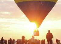 Фестиваль воздухоплавания.