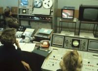 Аппаратная телецентра. Архив