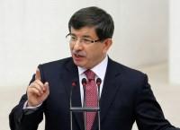 Глава МИД Турции Ахмет Давутоглу. Архив