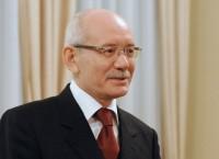 Глава Республики Башкортостан Рустэм Хамитов. Архив