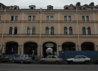 Торговый центр Апраксин двор в Санкт-Петербурге