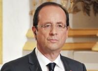 Президент Франции Франсуа Олланд. Архив