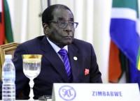 Президент Зимбабве Роберт Мугабе. Архив