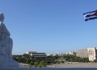 Площадь Революции в Гаване. Архив