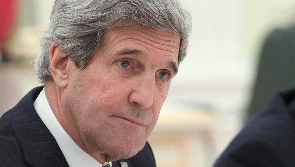 Государственный секретарь США Джон Керри. Архив