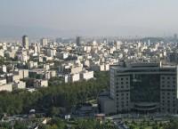 Вид на Тегеран