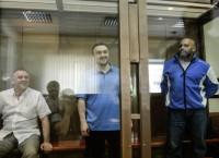 Заседание суда по делу Политковской. Архив