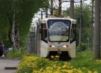 Трамвай в Томске