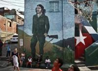 Опасные трущобы Каракаса. Баррио 23 января. Архив